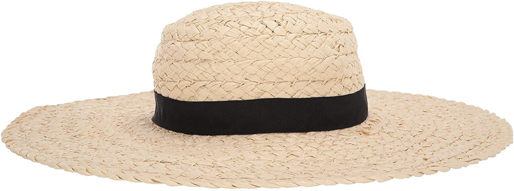 Women's Poetic View Straw Hat