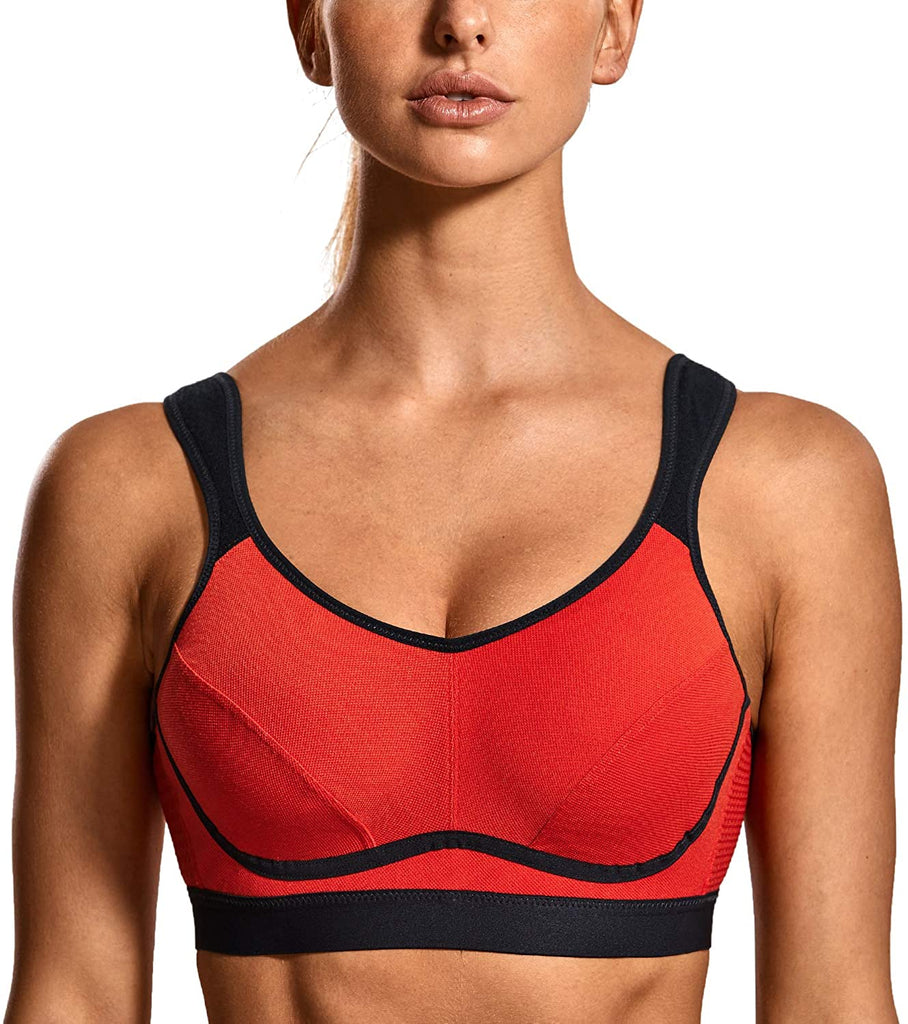 High Impact Support Wirefree Sport Bras