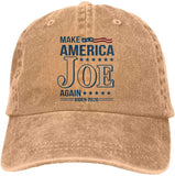 Low Profile Dad Hat-Washed Cotton Trucker Cap for Men Or Women
