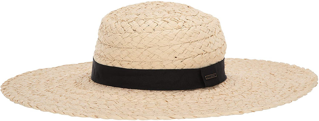 Women's Poetic View Straw Hat (One Size Natural)