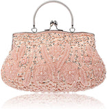 Evening Clutch Wedding Party Purse Vintage Bags