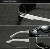 Mens Sport Polarized Sunglasses Outdoor Riding Square Windproof Eyewear