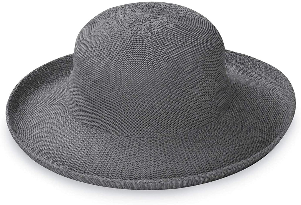 Hat Company Women's Victoria Sun Hat – Ultra Lightweight, Packable, Broad Brim, Modern Style