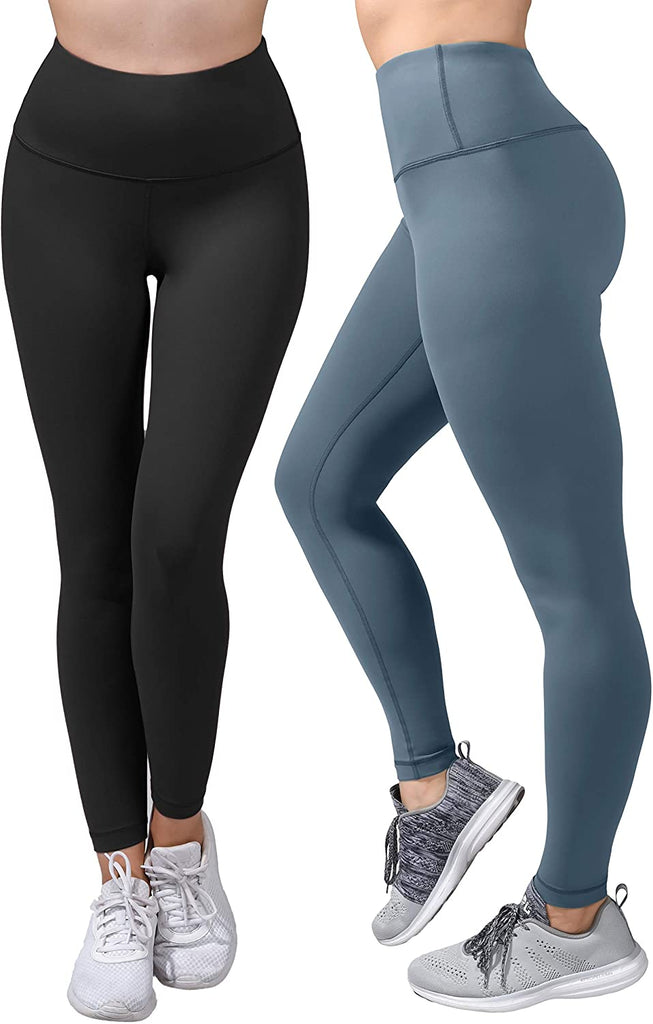 90 Degree Sport Legging High Waist Power Flex Tummy Control Leggings
