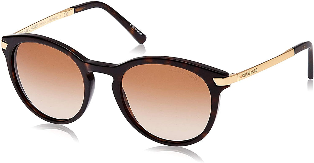 Adrianna III Round Sunglasses Lens Cat (Brown)
