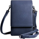 Cell Phone Purse Wallet Lightweight Roomy Travel Passport Bag Crossbody Handbags for Women