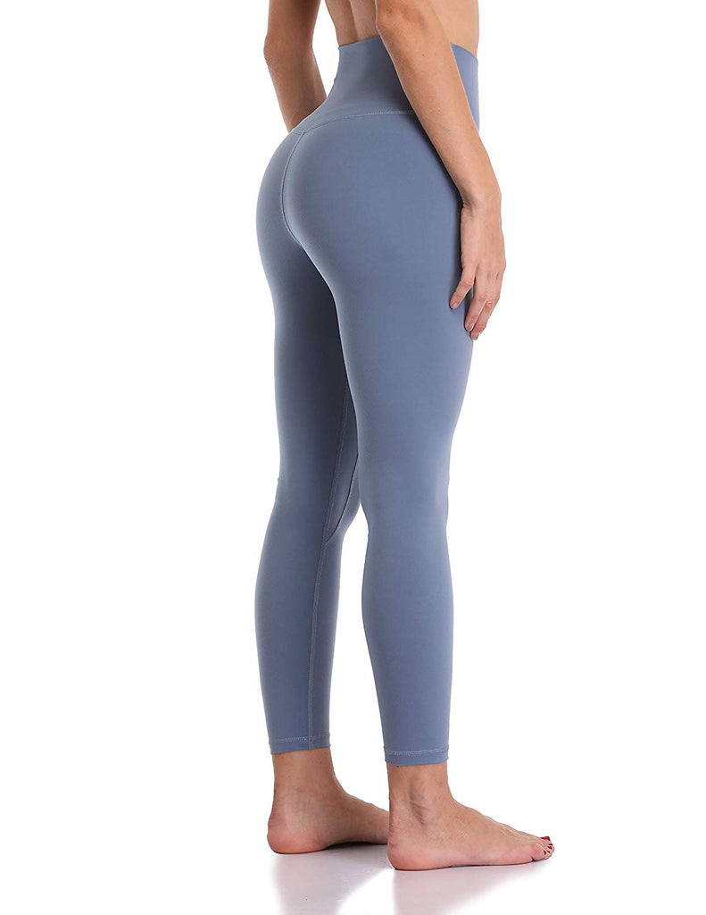 Women's Ultra Soft High Waisted Seamless Leggings Tummy Control Yoga Pants