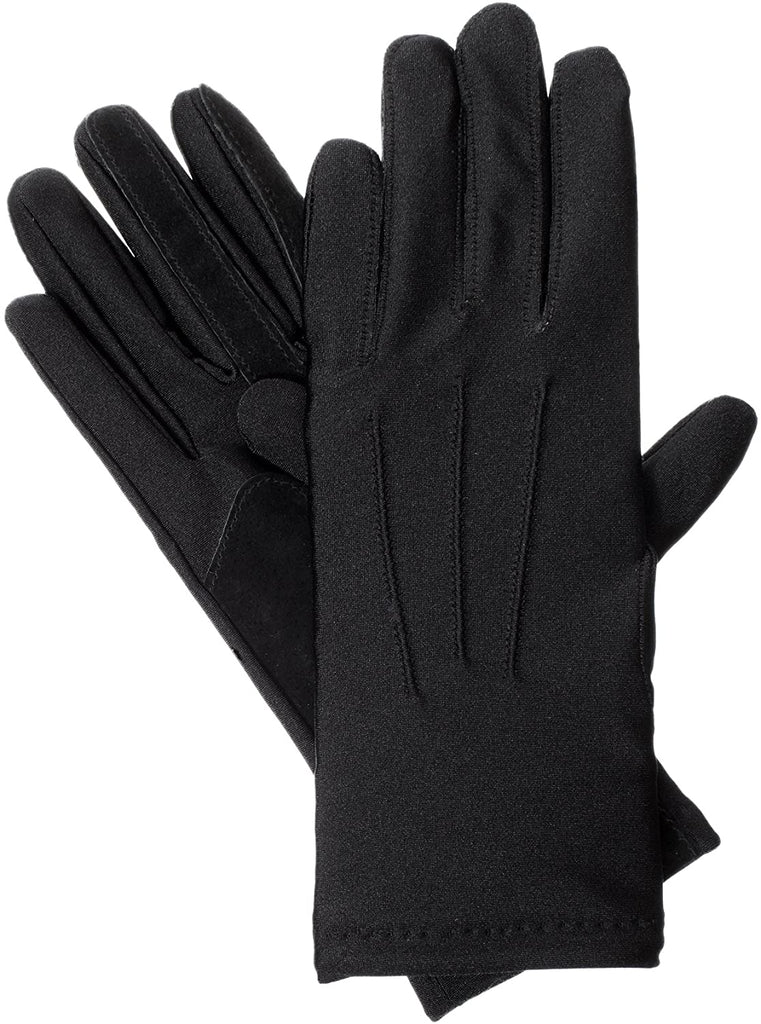Women's Spandex Cold Weather Stretch Gloves with Warm Fleece Lining