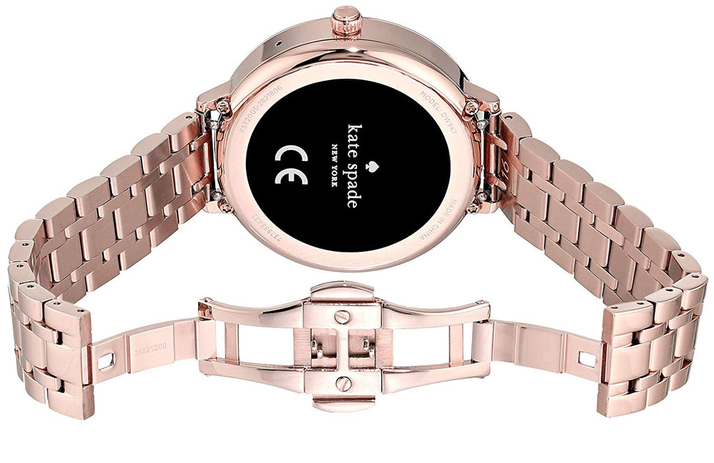 New York Scallop Touchscreen Smartwatch