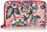 Women's RFID Turnlock Wallet-Signature