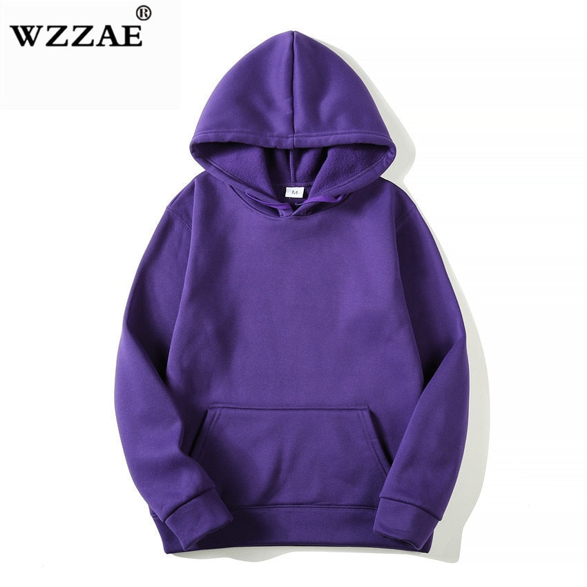 Casual HOODIE Hip Hop Street wear Sweatshirts Men/Woman Pullover Hoodies