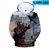Apex Legends 3D Sweatshirt  Men's  Autumn Long Sleeve