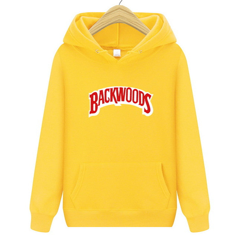 Fashion 2020 new hoodie men's autumn and winter hip hop hoodie pullover Streetwear Backwoods hoodie sweatshirt clothing