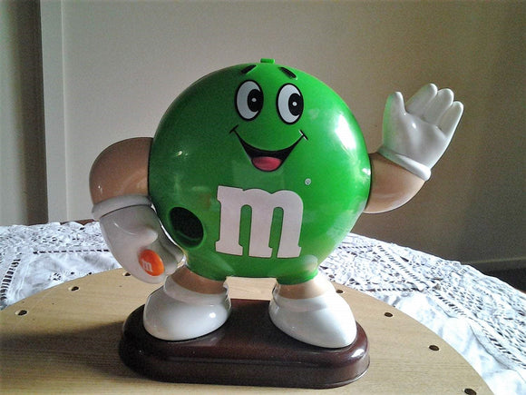 M & M Collectable Large Lolly Dispenser