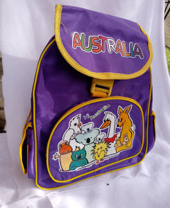 2000 Australian Olympics Children's Backpack