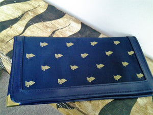 Vintage Singapore Airlines Document Holder