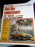 Falcon Fairmont XD Service & Repair Book by Gregorys