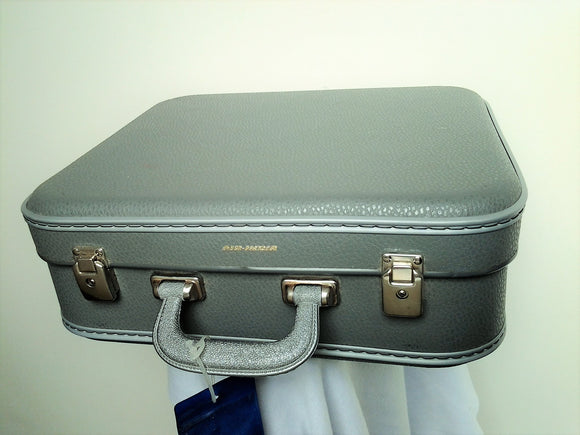 Vintage Air India Hard Shell Carry On Case Airline Overnight Case