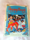 "Vintage Fairy Tale Large Hardcover Book ""Sleeping Beauty"""