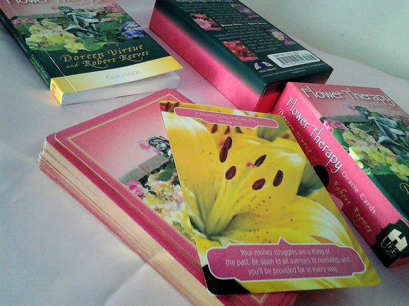 Oracle Cards Flower Therapy