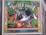 "Vintage ""The Australian Mother Goose - Book 2""  First Edition Hard cover Children's  Picture Book Australlian Author Colin Thiele"