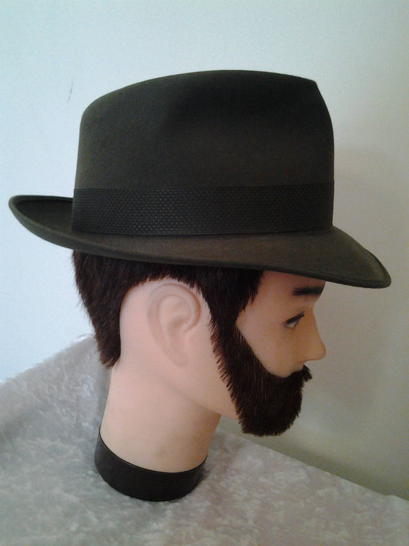 Fedora Childs Hat by Royal Stetson Leger Rare Find