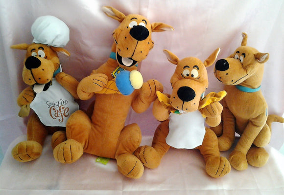 Vintage Scooby Doo Large Plush Toys