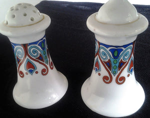 1970s Victoria Czeche-Slovakia Salt & Pepper Shakers