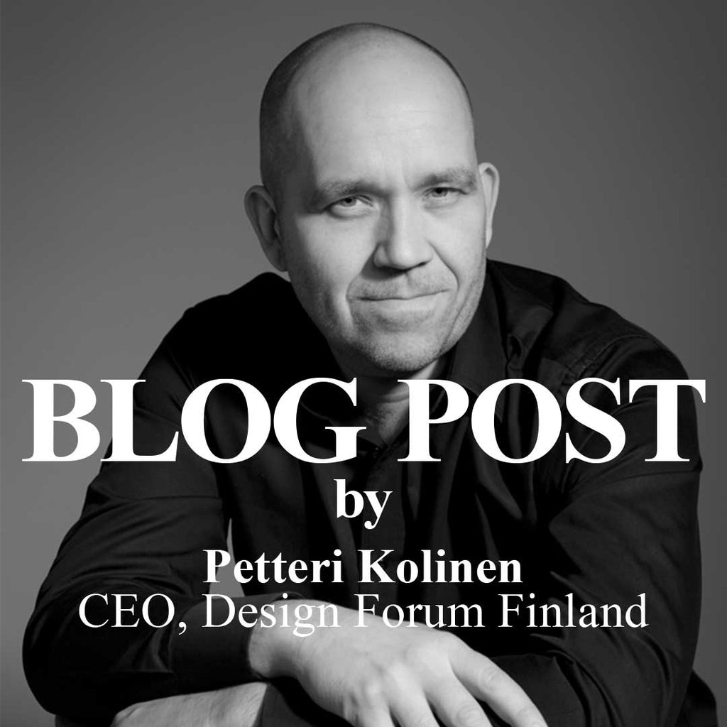 Petteri Kolinen, CEO of Design Forum Finland, tells in this blog post about how Finnish companies are utilising Finnish design talent and what kind of competitive advantage design can provide for companies.