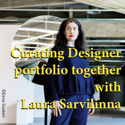 Young Finnish Design portfolio is curated by Laura Sarvilinna, Creative Director for Habitare fair and Petteri Kolinen, CEO of Design Forum Filand. Designer, apply to Young Finnish Design Portfolio. Our service for designers connects designers and manufac