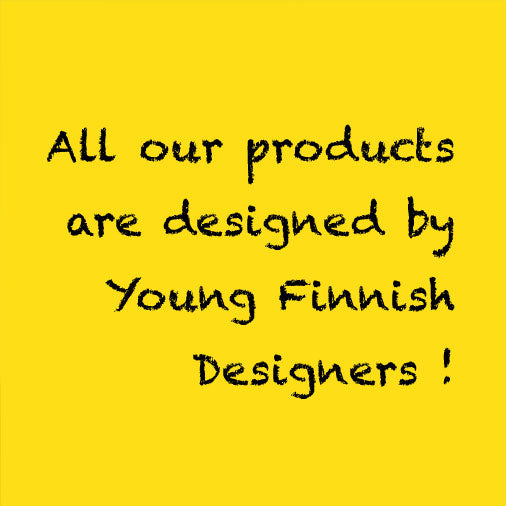 Young Finnish Design connects emerging Finnish designers and manufacturers. Our mission is to better young designers´chances to find work from the field of design in Finland. We provide managing service for designers and design service for manufacturers.
