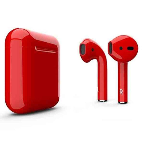 Wireless Stereo Music EarPods (Dual Optical Sensors | Android & IOS Compatibility | 1 yr Warranty)