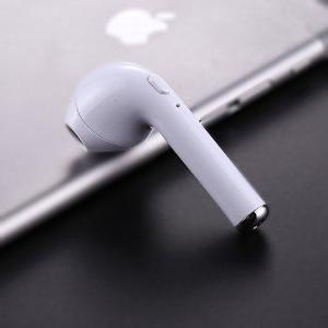 HBQ i7 Wireless Bluetooth Earbud with Mic ( White )