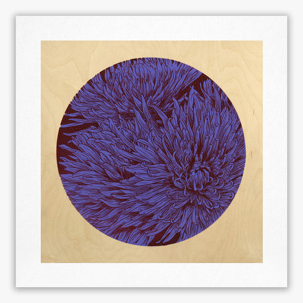 """Fuji Flower"" – Limited Edition Giclée Print"