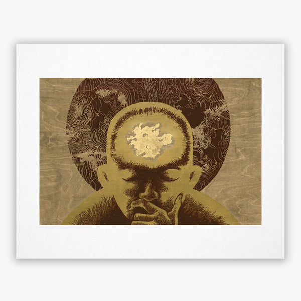"""Gold Mined"" – Limited Edition Giclée Print"