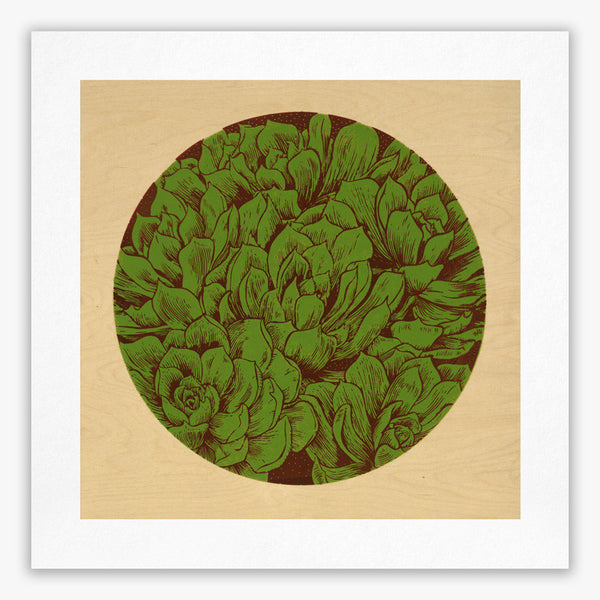 """Succulents"" – Limited Edition Giclée Print"