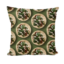 Load image into Gallery viewer, TACOS PATTERN Throw Pillows