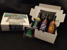 Load image into Gallery viewer, *GIFT BOX Set - All 3 Sauces*