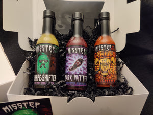 *GIFT BOX Set - All 3 Sauces*