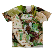 Load image into Gallery viewer, TACOS BIG Classic Sublimation Adult T-Shirt