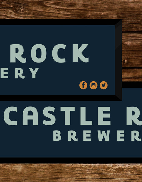 Castle Rock Brewery Bar Runner