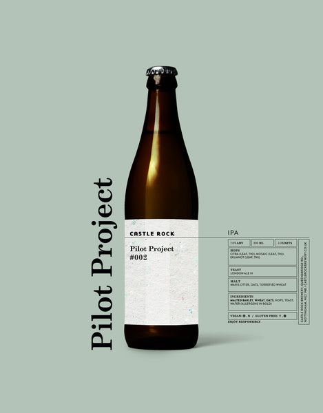 Pilot Project - Pale Ale - 5.3% - 330ml