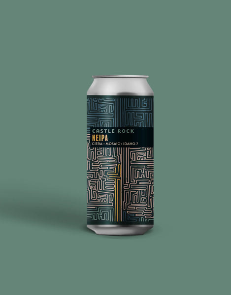 Castle Rock NEIPA, 440ml can
