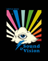 * NEW * Limited Edition Sound & Vision T-shirt