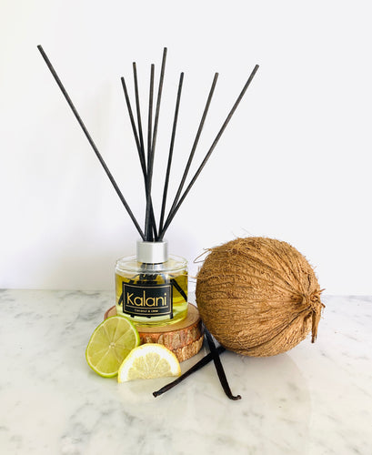 Coconut & Lime | Reed Diffuser