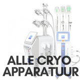 alle cryolipolyse apparatuur assortiment cryo toestellen