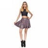 Mermaid Skirt 3 / L / multicolor