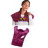 Neck and Shoulder Heating Pad purple