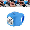 Waterproof Electric Cycle Bell Blue