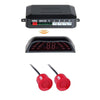 Wireless Parking Sensor Red